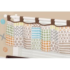"Doodles 44"" Curtain Valance"