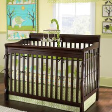 Elephant Parade 7 Piece Crib Bedding Set