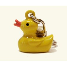 Rubber Ducky Collar Charm