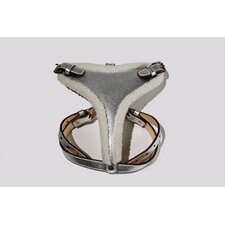 Harness in Metallic Silver