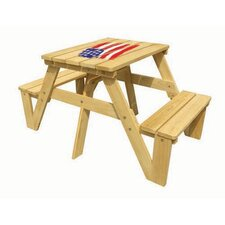 <strong>Lohasrus</strong> Kids' Picnic Table