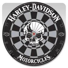 Harley Davidson™ Skull Dart Board