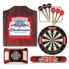 Budweiser Darts Kit