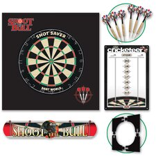 Shoot the Bull Darts Kit