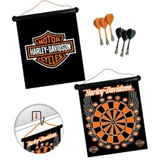 <strong>Dart World</strong> H-D Magnetic Dartboard