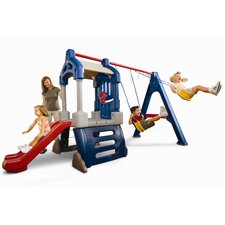 <strong>Little Tikes</strong> Clubhouse Swing Set