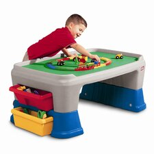 Easy Adjust Play Table