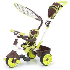 4-in-1 Deluxe Edition Tricycle