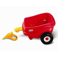 <strong>Little Tikes</strong> Cozy Coupe Trailer Ride-On