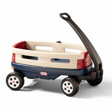 <strong>Little Tikes</strong> Explorer Wagon Ride-On
