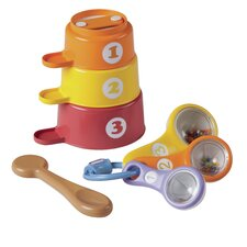 <strong>Little Tikes</strong> Lil' Cooks Measuring Cups and Spoons