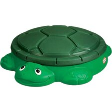 Turtle Round Sandbox