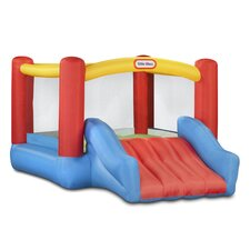 Jr. Jump N Slide Bounce House