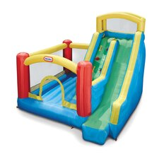Giant Slide Bounce House