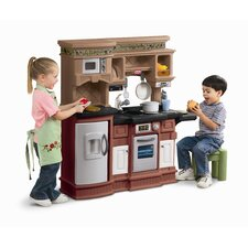 <strong>Little Tikes</strong> 18 Piece Gourmet Prep 'n Serve Kitchen Set