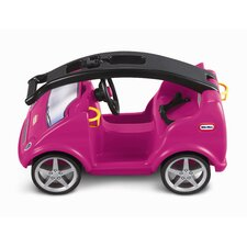 Tikes Mobile Girl's Version Trailer Car