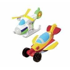 Big Adventures Planes (Set of 2)