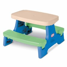<strong>Little Tikes</strong> Easy Store Jr. Play Table