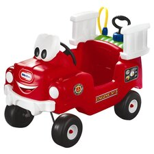 <strong>Little Tikes</strong> Spray and Rescue Push Fire Truck