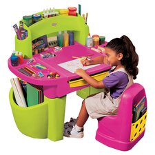 <strong>Little Tikes</strong> Design Master Studio Desk