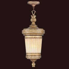 La Bella 1 Light Outdoor Hanging Lantern