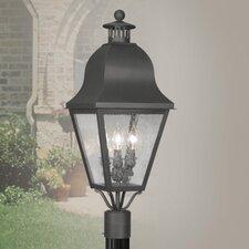 "Amwell 16"" Outdoor Post Lantern"