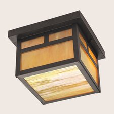 <strong>Livex Lighting</strong> Montclair Mission Outdoor Flush Mount