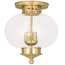 Harbor Semi Flush Mount