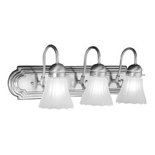 <strong>Livex Lighting</strong> Belmont 3 Light Bath Vanity Light
