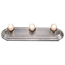 Bath Basics 3 Light Bath Bar