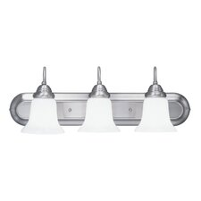 <strong>Livex Lighting</strong> Eloquence 3 Light Vanity Light