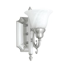 <strong>Livex Lighting</strong> French Regency 1 Light Wall Sconce