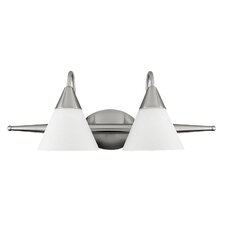 Sterling 2 Light Vanity Light