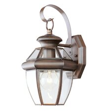 <strong>Livex Lighting</strong> Monterey  Outdoor Wall Lantern