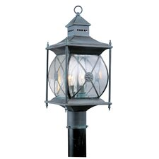 Providence Outdoor Post Lantern