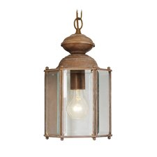 Basics 1 Outdoor Light Hanging Lantern
