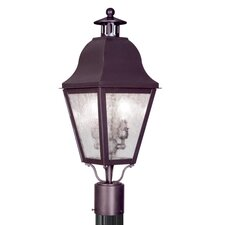 "Amwell 16"" Outdoor Post Lantern"
