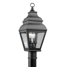 <strong>Livex Lighting</strong> Exeter Outdoor Post Lantern