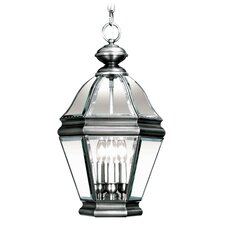 Bradford 3 Light Outdoor Hanging Lantern