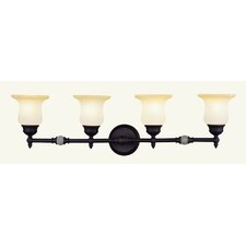 <strong>Livex Lighting</strong> Belle Meade 4 Light Vanity Light
