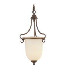 <strong>Livex Lighting</strong> Coronado 1 Light Foyer Pendant