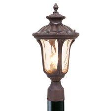 Oxford 1 Light Outdoor Post Lantern