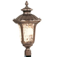 Oxford 3 Light Outdoor Post Lantern