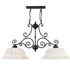 Royal 2 Light Chandelier