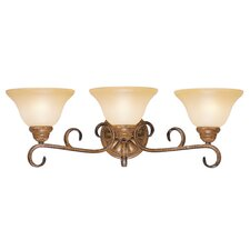 <strong>Livex Lighting</strong> Bristo 3 Light Vanity Light