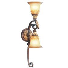 Villa Verona 2 Light Wall Sconce