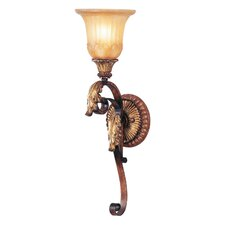 <strong>Livex Lighting</strong> Villa Verona 1 Light Wall Sconce