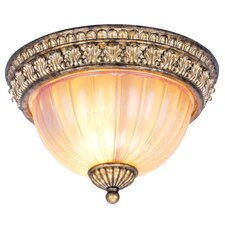 <strong>Livex Lighting</strong> La Bella Flush Mount