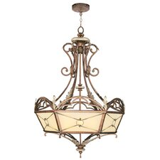 Bristol Manor 4 Light Chandelier
