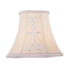 <strong>Livex Lighting</strong> Hand Embroidered Silk Chandelier Shade